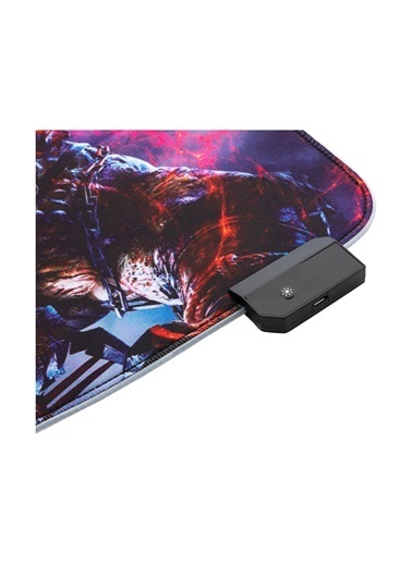 MF Product MF Product Strike 0295 Işıklı Gaming Mouse Pad Renkli